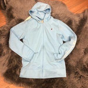 Girls Champion Zip Up Sweater (PM934)